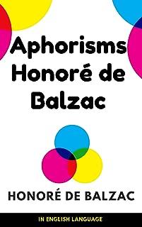 Best honore de balzac quotes Reviews
