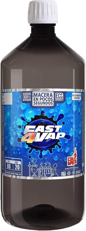 BASE VAPEO FAST4VAP 1L 50VG/50 1.3 PDO