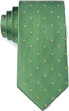 Mens Irish Flag Shamrocks Business Jacquard Neck Ties Novelty Gift