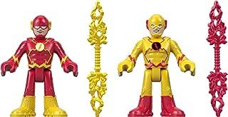 Fisher-Price Imaginext DC Super Friends, Flash & Reverse Flash