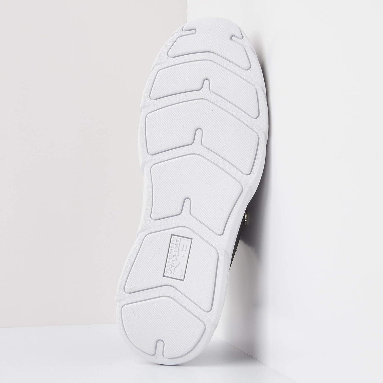 British Knights TRIMM Men's Low-top Sneakers Triple White Dk Grey