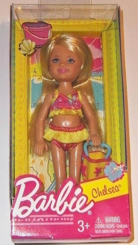 buena calidad Chelsea  Barbie Chelsea Y Amigos Jugara Jugara Jugara colección  5.5 muñeca figura  Mejor precio