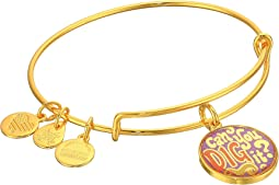Words are Powerful -  Seaside Can You Dig It Bangle Bracelet
