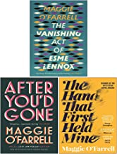 Vanishing act of esme lennox, hand that first held mine, after you'd gone 3 books collection set