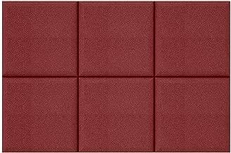 VACOUSTIC 6 Pack - Acoustic Studio Foam Round C-Panel 2