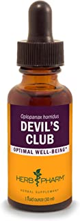Herb Pharm Devil's Club Liquid Extract - 1 Ounce