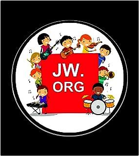 Best jw org badge pin Reviews