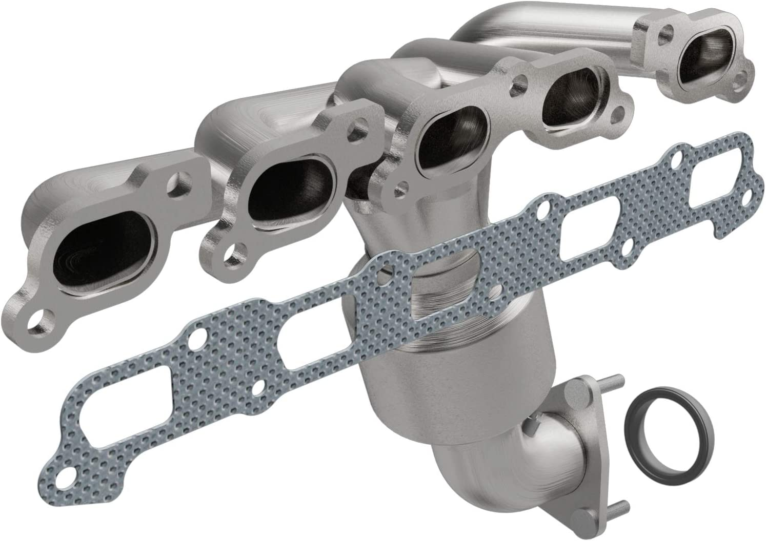 MagnaFlow OFFicial store 50664 Direct Fit Catalytic complia CARB Converter High material Non