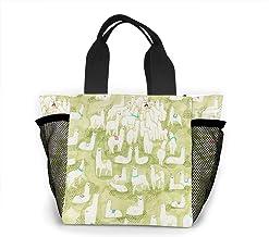 Monica Ramos es una bolsa de compras reutilizable con base en Brooklyn una bolsa de supermercado de poliéster Ripstop o una bolsa de almuerzo