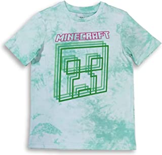 Minecraft Shirt for Boys Levels of Creeper Tee