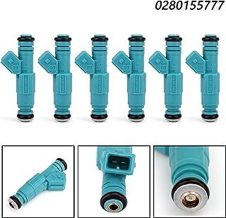 Areyourshop 6x Fuel Injectors For Holden Commodore VG VN VL VQ VP VR VS VT VU VX VY V6 3.8L