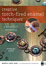 Creative Torch-Fired Enamel Techniques: A Bracelet Workshop