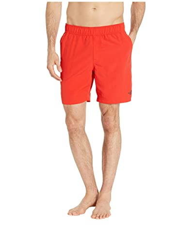 The North Face Class V Pull-On Trunk (Fiery Red) Men