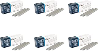Ace Office Products 70001 Staples, Undulated, For 07020 Clipper Plier, 5000/BX, 6 Packs