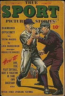 Street & Smith's True Sport Picture Stories (October 1945)