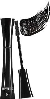IT Cosmetics Superhero Elastic Stretch Volumizing Mascara, Super Black, .30 fl oz