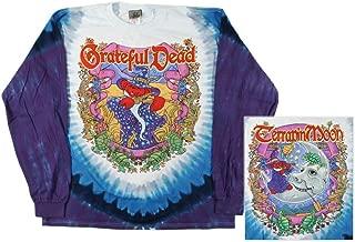 Grateful Dead-Terrapin Moon Long Sleeve Longsleeve Shirt Size XL