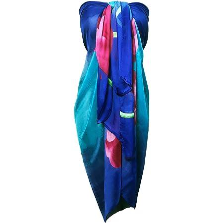 Lumineux multicolore Beach Wrap//Sarong