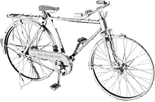 Fascinations ICONX Classic Bicycle 3D Metal Model Kit