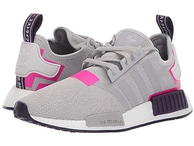 adidas Originals NMD_R1 W (Grey Two F17/Grey Two F17/Shock Pink) Women