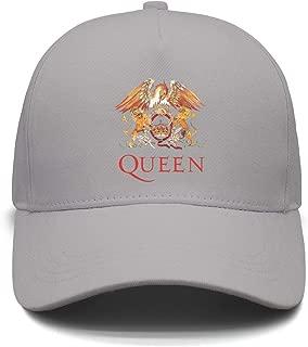 British_Rock_Band_Queen- USA America Outdoor Sports Baseball Hat Cap Adjustable Snapback Trucker Hats One Size