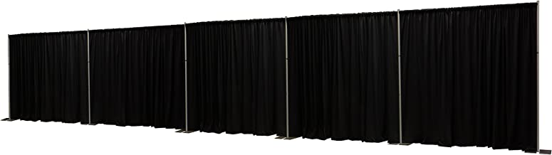 Best pipe and drape set Reviews