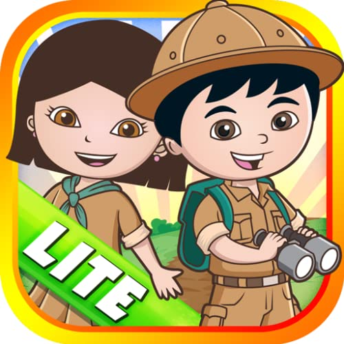 Treasure Dash Math Lite: Fun Multiplication Games for Kids