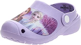Disney Frozen 2 Anna & Elsa Girls Clogs