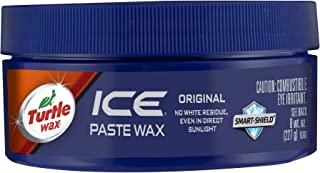 Turtle Wax T-465R ICE Paste Polish Wax - 8 oz.