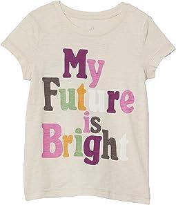 My Future is Bright T-Shirt (Toddler/Little Kids/Big Kids)