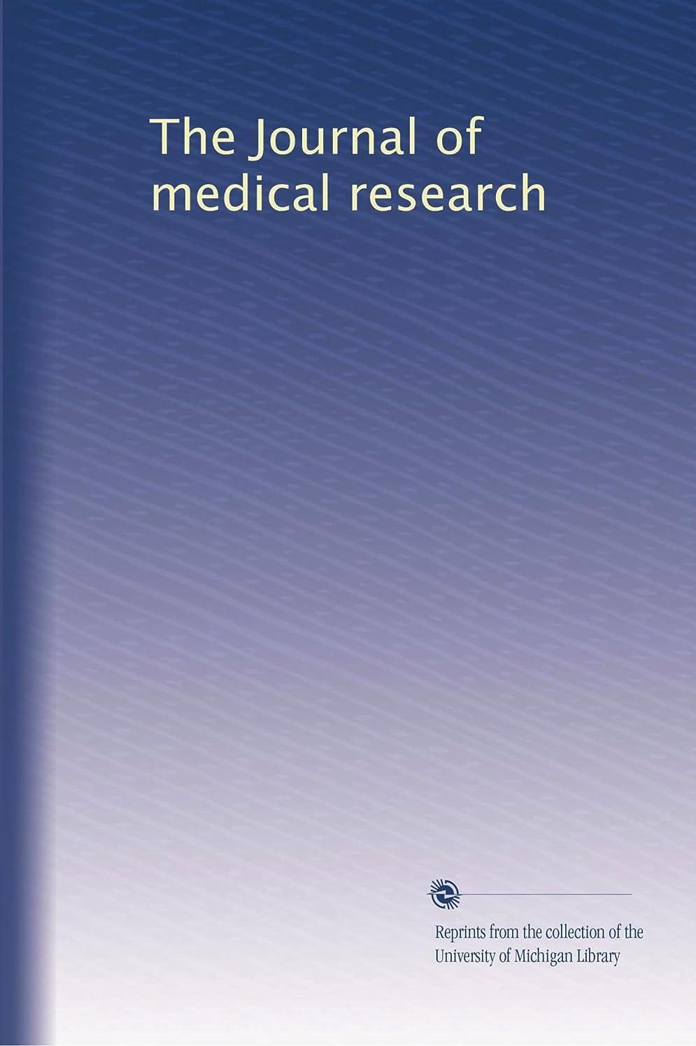 アンドリューハリディシャッター閉じるThe Journal of medical research (Vol.15)
