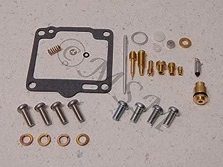 DP 0101-119 Carburetor Rebuild Repair Parts Kit Compatible with Yamaha 88 XV750 Virago 750 (Non-California), 89-97 XV750 Virago 750