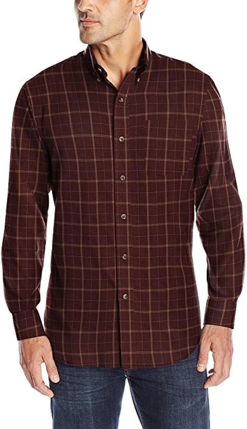 Van Heusen Men's Classic Fit Long Sleeve Non-Iron Shirt