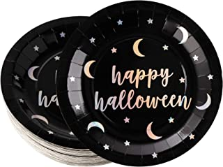 Best party city halloween paper plates Reviews