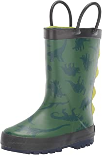 Carter's Kids Boy's Bart Rubber Rainboot Rain Boot