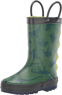 Carter's Kids Boy's Bart Rubber Rainboot Rain Boot