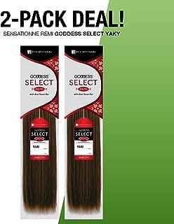 Best sensationnel select goddess remi human hair Reviews