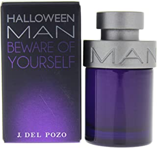 Jesus Del Pozo Halloween Man Edt Spray 4 Ml Men, 0.03 Oz