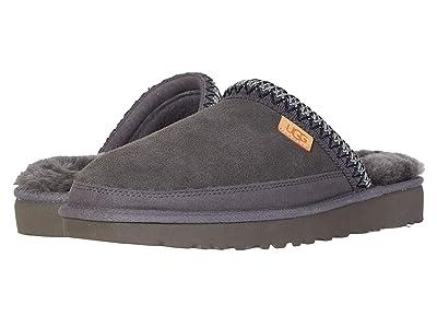 UGG Tasman Slip-On (Dark Grey) Men