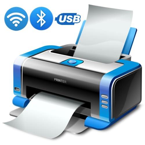 All in One Printer Pro-WiFi, Bluetooth, USB Print