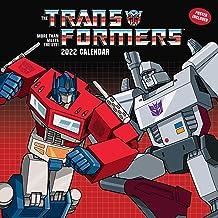 Transformers 2022 Wall Calendar