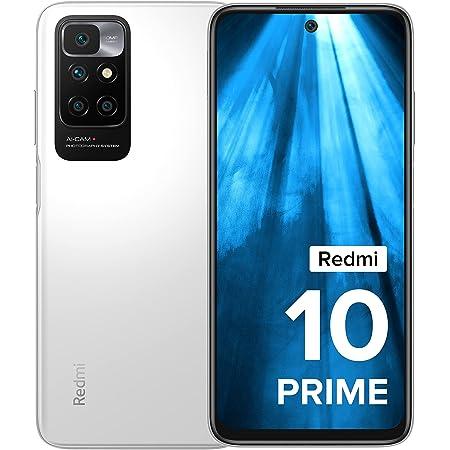 Redmi 10 Prime (Astral White 6GB RAM 128GB ROM  Helio G88 with extendable RAM Upto 2GB  FHD+ 90Hz Adaptive Sync Display)