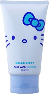Hello Kitty Style Acne Facial Cleanser.