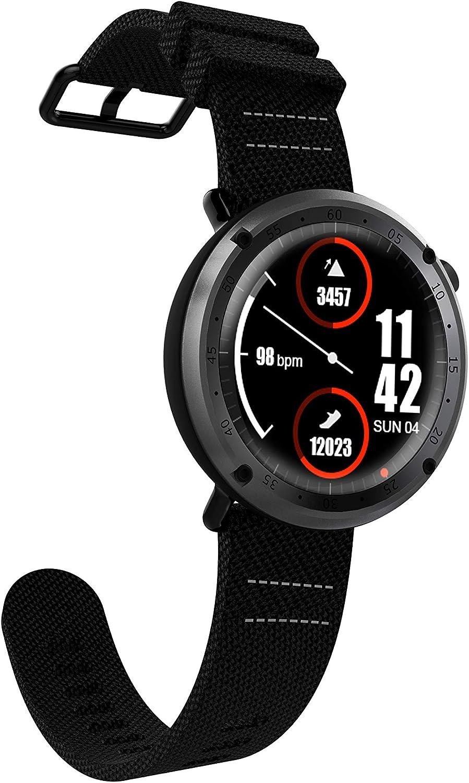 Fitness Tracker Activity Tracker Watch Heart Rate Monitor Waterproof GPS Positioning MultiSports Mode Blood Pressure Monitoring Sports Bracelet