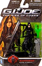 Hasbro G.I. Joe Movie The Rise of Cobra 3 3/4 Inch Action Figure Baroness (Paris Pursuit)