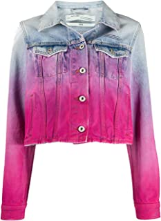 OFF-WHITE Luxury Fashion Womens OWYE008R207730977128 Fuchsia Jacket |