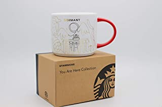 Starbucks Germany Christmas Holiday Mug YAH You are Here Collection - Limited Edition