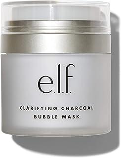 e.l.f. CosmeticsClarifying Charcoal Bubble Mask, 1.76 Ounce