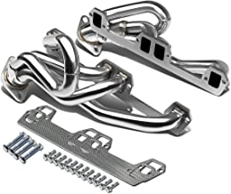 For Dodge Ram 1500/2500/3500 4-1 Design 2-PC Stainless Steel Exhaust Header - 5.9L V8