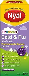 Nyal Nyal Childrens Cold&Flu Medicine 200Ml, 200 milliliters